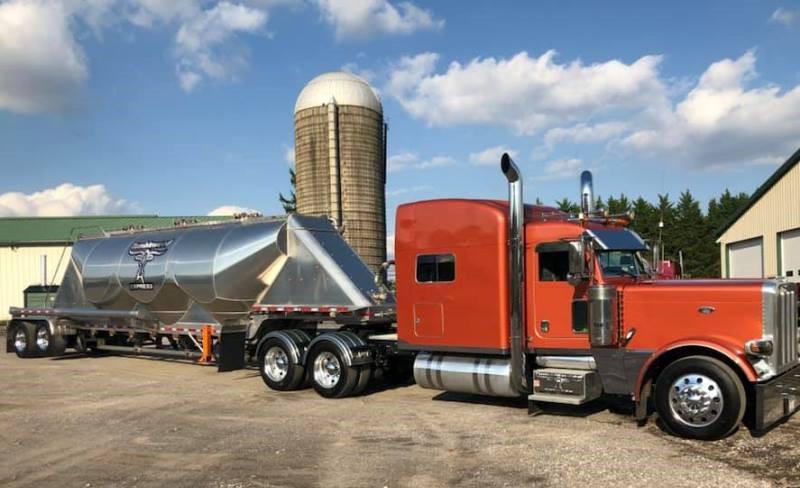 Tumbleweed Express Inc Trucking Company Maryland Carrier